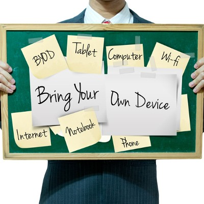 BYOD Might Not Be a Good Fit for Every Business