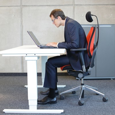 Tip of the Week: Try an Ergonomic Workstation Setup
