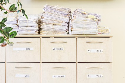 Spring Cleaning Means Document Management!